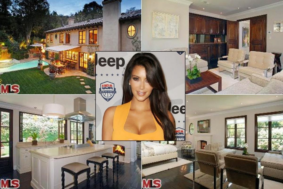 Inside Celebrity Homes - Pictures of Celebrity Houses