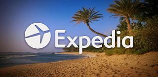 Expedia aplikasi untuk android
