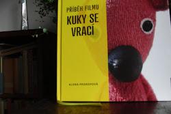 Kniha, kterou jsem napsala pro nakladatelství Mladá fronta