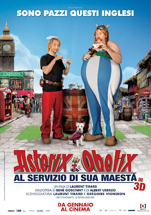Asterix And Obelix In Britain Film