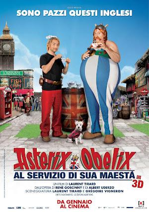 Asterix And Obelix In Britain Film