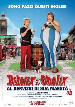 Chúa Cứu Nước Anh - Asterix And Obelix: God Save Britannia (2012) Poster