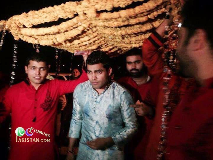 Umar Akmal Shadi Hungama