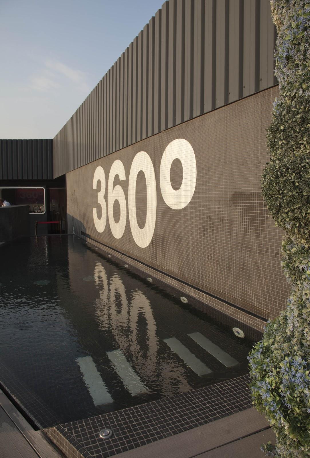 La florinata en la ciudad especial terrazas vistas de 360 for Especial terrazas