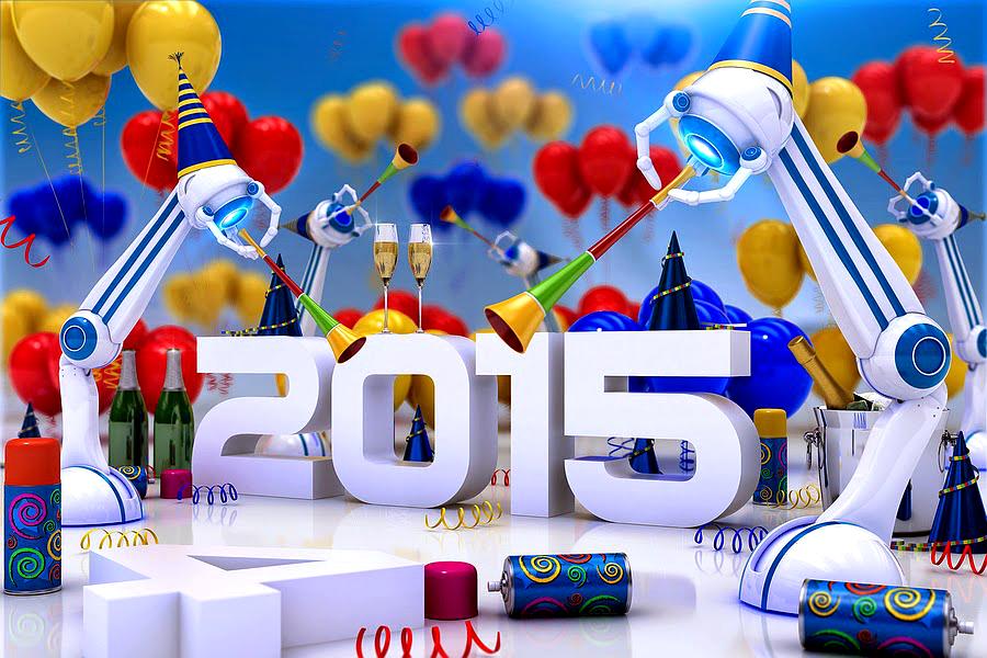 Feliz Y Próspero Año Nuevo 2015