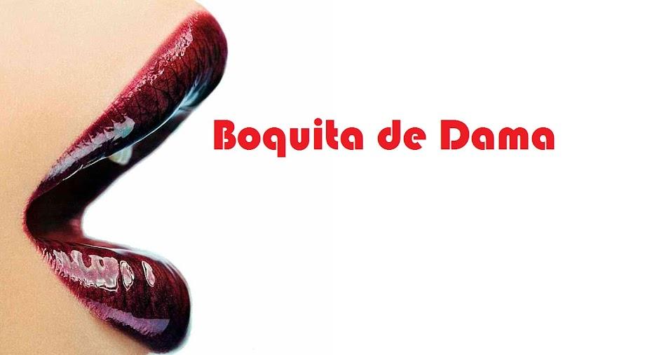 Boquita De Dama