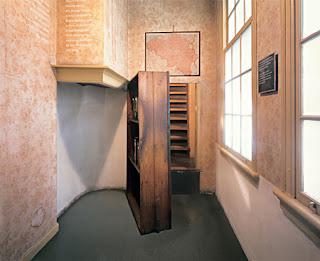 La casa de Ana Frank en Amsterdam
