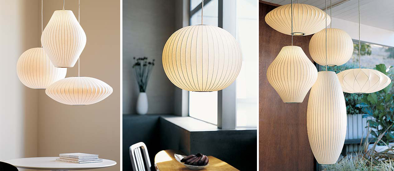 George Nelson Lighting. Mid Century Modern Lights   Retro Lighting, Modern  Lighting |