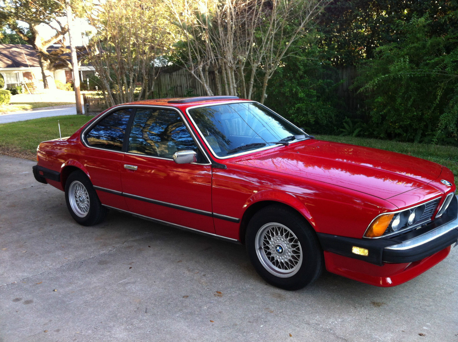 Bmw Of Orlando >> Daily Turismo: Bracq Friday: 1986 BMW 635CSi