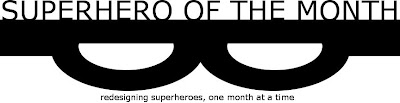 Superhero of the Month