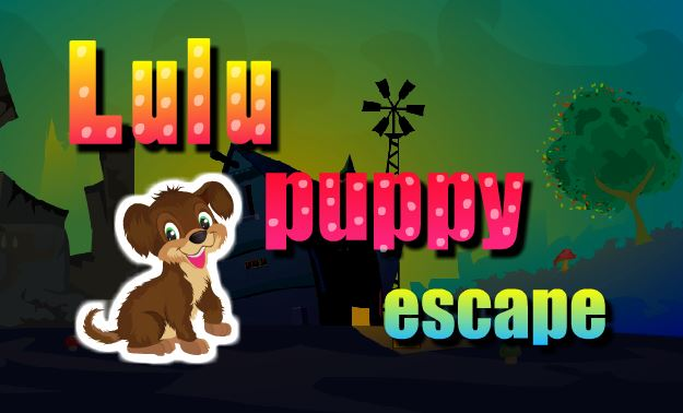 AjazGames Lulu Puppy Escape