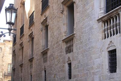 Palau del Lloctinent in La Plaça del Rei