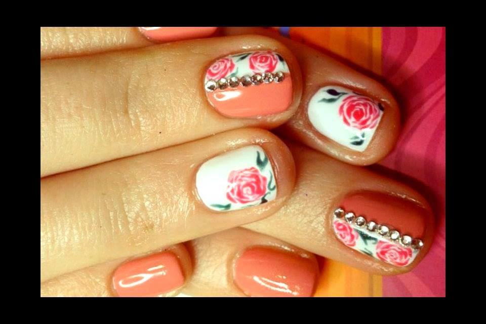 Acrylics-gels-overlays-Shellac-manicure-special-3-finger-hard-builder-gel-application