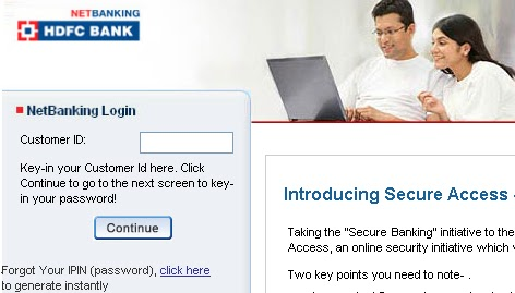 Netbank Mobile Login Commonwealth - seotoolnet.com Hdfc Netbanking