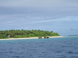 Private island eco-resort