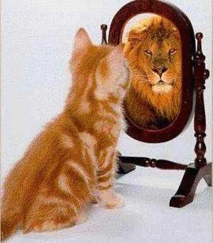 Diri dan merasa nyaman tentang diri sendiri sehingga dapat menjalankan
