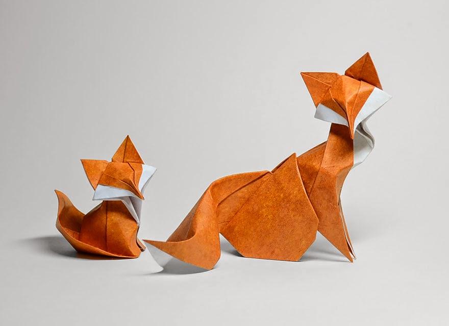 動物 かわいい 折り紙