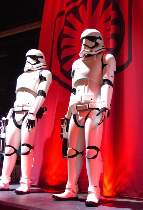First Order Stormtrooper costumes Star Wars Force Awakens