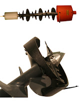 Ice Auger Drill Attachment1