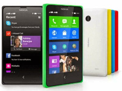 Nokia X2 Pictures