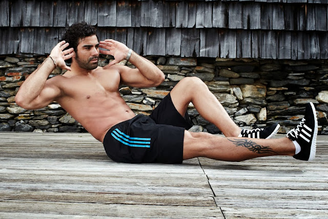 Yoann Huget hot French rugby player