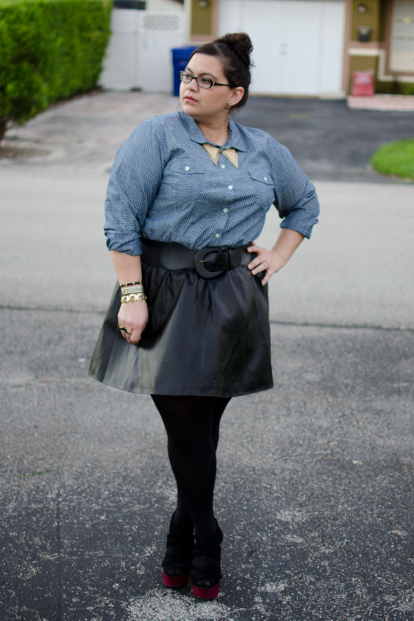 Fashion blogger kirstin marie of kirstinmarie.com