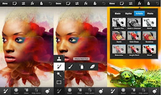 Adobe Photoshop Touch App, Adobe Photoshop Touch