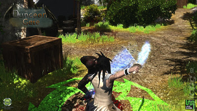 Dungeon Gate game