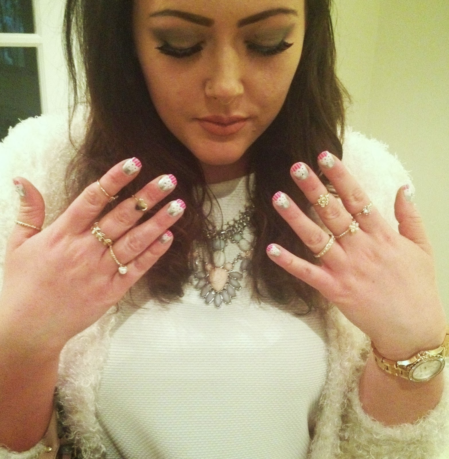 midi rings jewellery