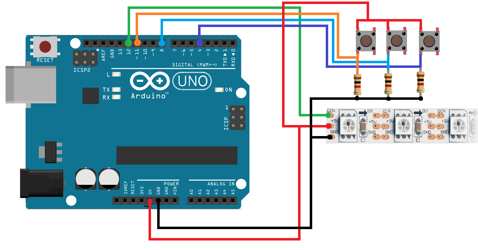 wiring diagram power switch with light with Arduino Ambilight on Arduino Ambilight additionally View All further Led Wiring Diagram Arduino together with Airtecnics Presents Clever An Advanced Intelligent System For Air Curtains Management together with Sale 7536328 1 10v Photocell Motion Occupancy Sensors For Lighting Controlling.