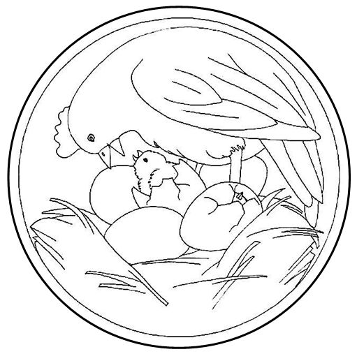 Dlaphin Coloring Pages