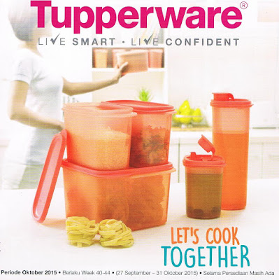 Tupperware indonesia promo oktober 2018