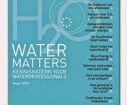 cover Water Matters maart 2015