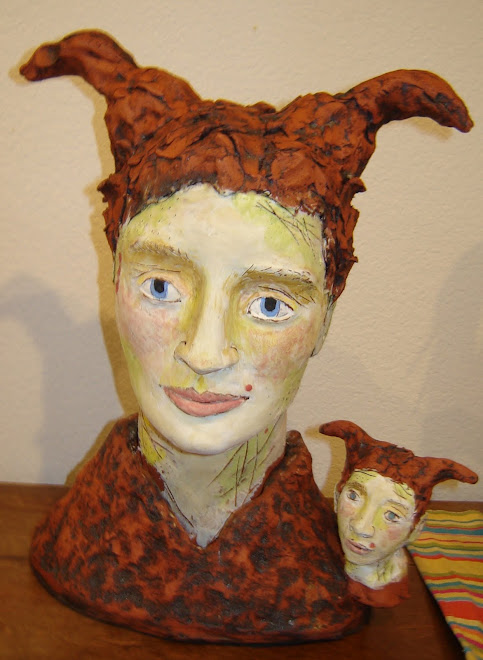 Faun and Friend