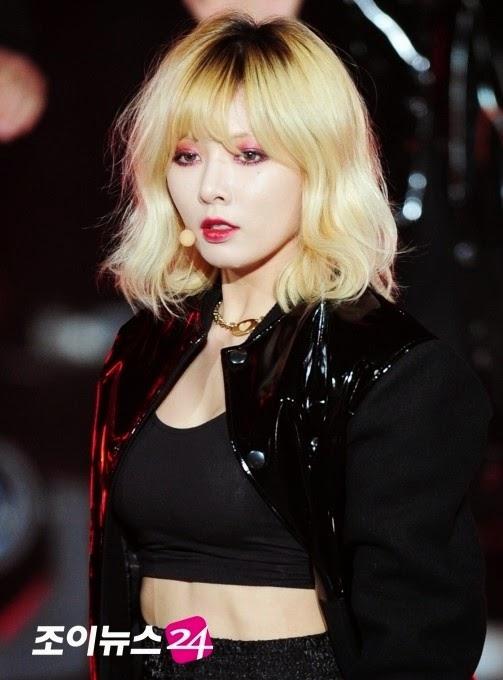 Hyuna 2014 Comeback