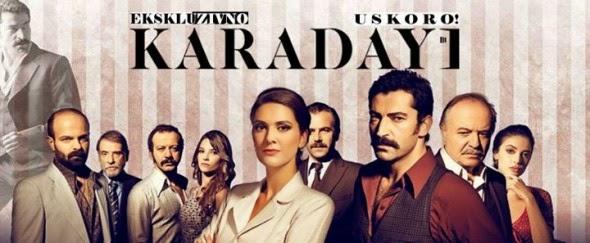 Serija: Časni ljudi/Karadayi po epizodama