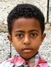 Yohannis - Ethiopia (ET-163), Age 9