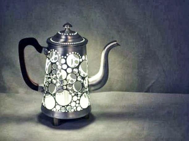 La gatita sotto le due torri: Design: Le lampade di Garbage