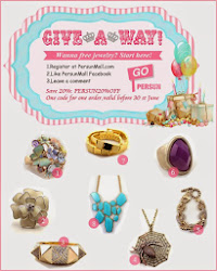 Win a jewelry of your choice from PersunMall! :)