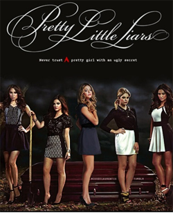 Pretty Little Liars Season 5 2014 poster
