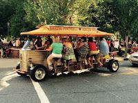 Pubcycle, Asheville NC