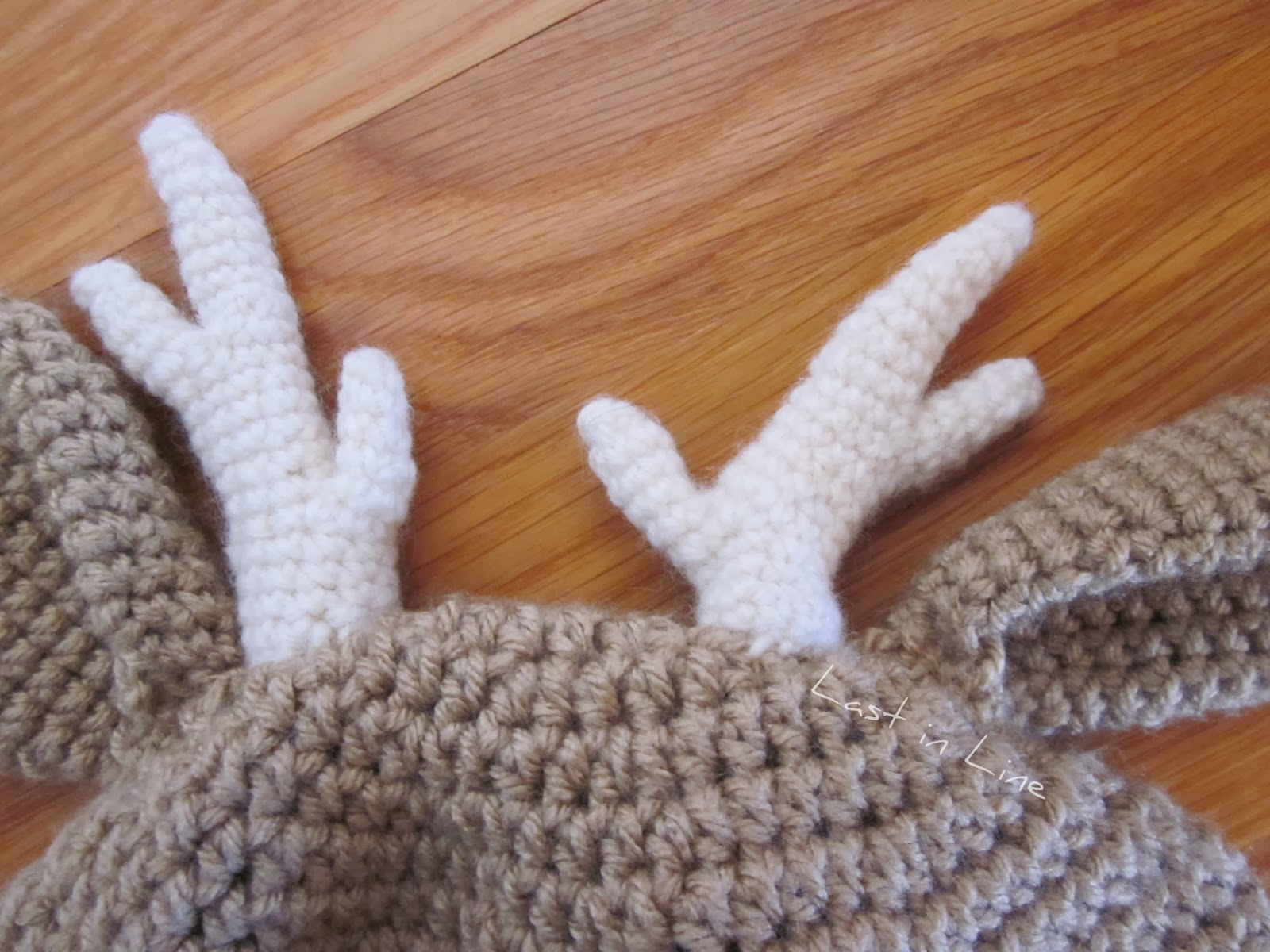 Last in Line: Darling Deer Hat (on Etsy)