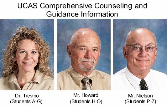 UCAS Comprehensive Counseling and Guidance Information