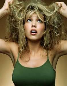 The condition of your hair