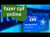 Se você ainda não possue CPF ? clique aqui.