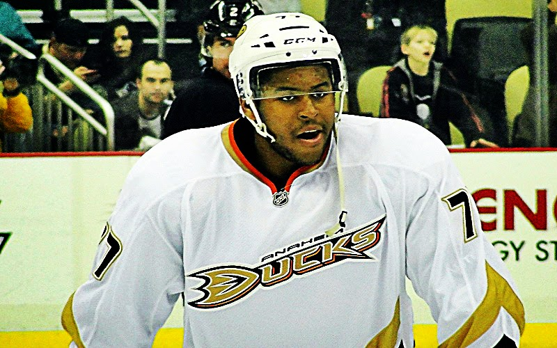 Devante Smith-Pelly's Outlook After Signing a Two-Year Contract with the Anaheim Ducks