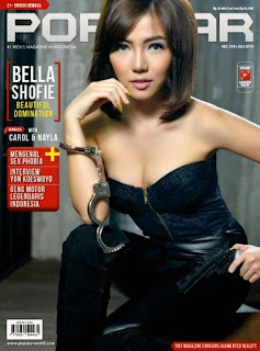 Foto Hot Seksi Bella Shofie