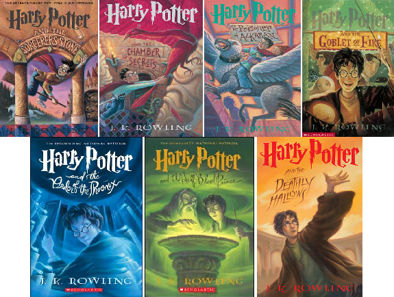 Harry Potter Book List : Alexia s chronicles books to die for our top favourites