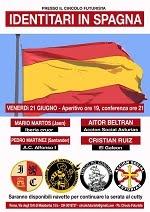Identitari in Spagna