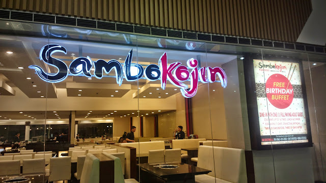 Sambokojin Yakiniku Smokeless Grill